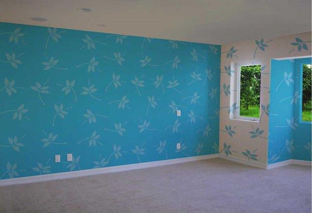 Wall Texture Painting